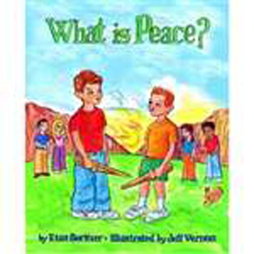 What Is Peace? (HB)