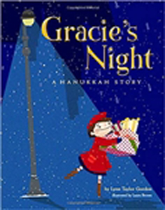 Gracie's Night, A Hanukkah Story