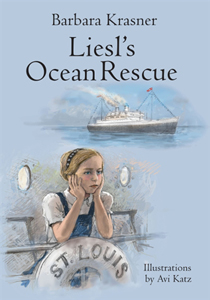 Liesl's Ocean Rescue, a child's story aboard the SS St. Louis