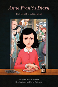 Anne Frank's Diary: The Graphic Adaptation by Ari Folman