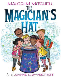 Magician's Hat, a book about the magic of reading