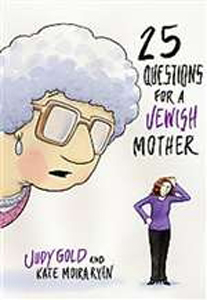 25 Questions for a Jewish Mother (Bargain Book)