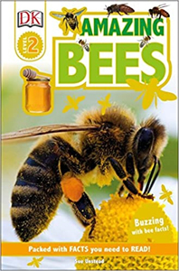 Amazing Bees, a book packed with facts you need to read!
