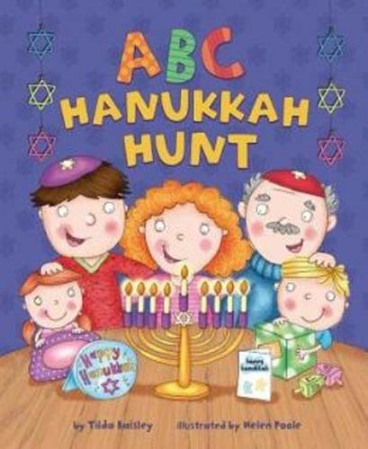 ABC Hanukkah Hunt PB