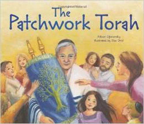 Patchwork Torah: saving Torahs damaged in the Holocaust and Hurricane Katrina