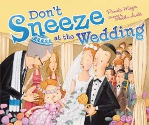 Don't Sneeze at Wedding PB