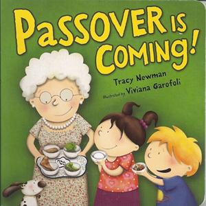 Passover is Coming! a story in rhyme and picture for young children