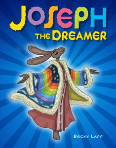 Joseph the Dreamer in graphic novel format