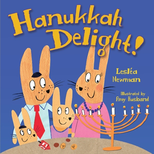 Hanukkah Delight, a Board Book for Toddlers
