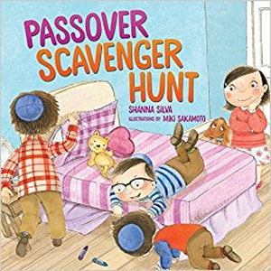 Passover Scavenger Hunt, a Hunt for the Afikomen