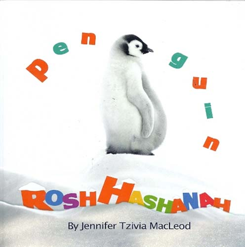 Penguins get ready for Rosh hashanah