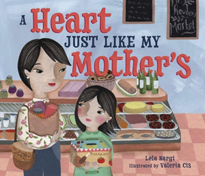 Heart Just Like My Mother's - a Tzedakah Story