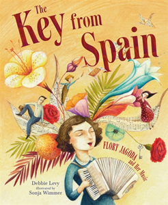 Key from Spain, the story of Flory Jagoda