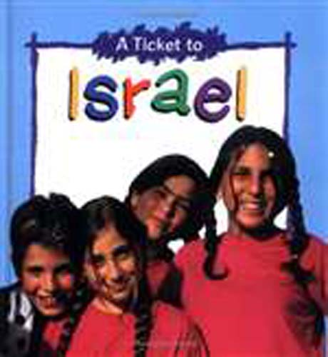 Ticket to Israel (HB)