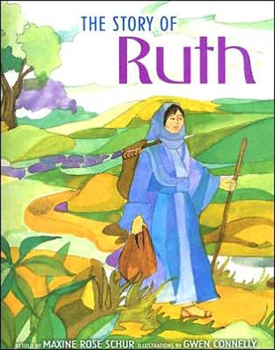 The Story of Ruth, a child's Bible story