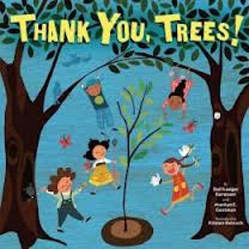 Thank You, Trees!  BB