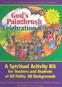 God's Paintbrush Celebration Kit  (HB)