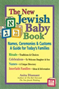 New Jewish Baby Book, 2nd Edition