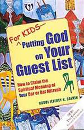 For Kids-Putting God on the Guest List
