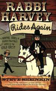Rabbi Harvey Rides Again (PB)