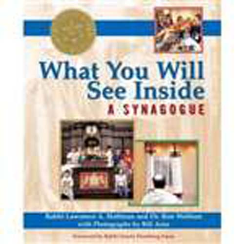 What You Will See Inside a Synagogue (PB)