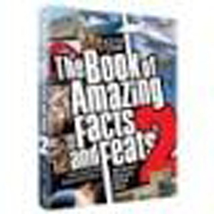 Book of Amazing Facts & Feats #2 HB