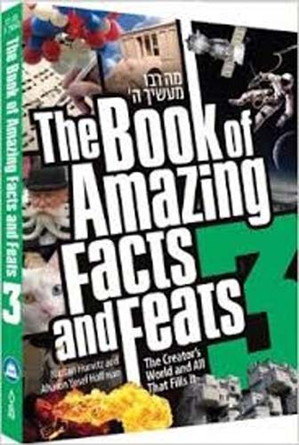 Book of Amazing Facts & Feats #3 HB