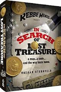 Rebbe Mendel #6: Search for Lost Treasure HB