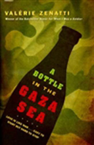 Bottle in the Gaza Sea