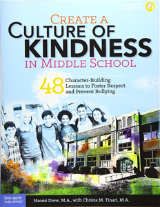 Create a Culture of Kindness in Middle School: 48 lessons