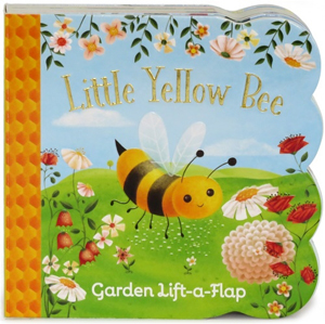 (Babies Love) Little Yellow Bee, a chunky board book for little fingers.
