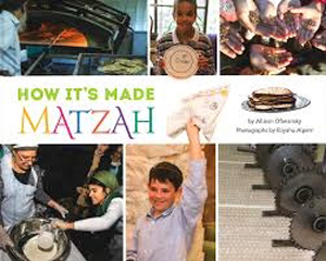 How It's Made: Matzah