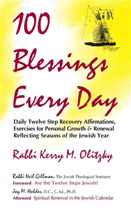 100 Blessings Every Day - Daily 12-step Recovery Affirmations