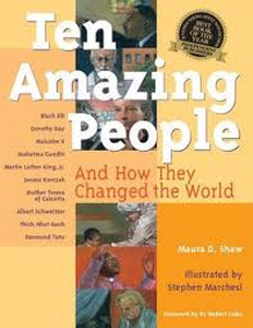 Ten Amazing People (HC)