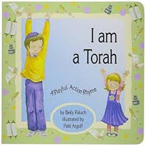I am a Torah, a playful action rhyme