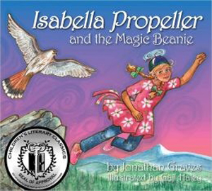 Isabella Propeller & the Magic Beanie
