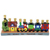 Railroad Hanukkah Menorah