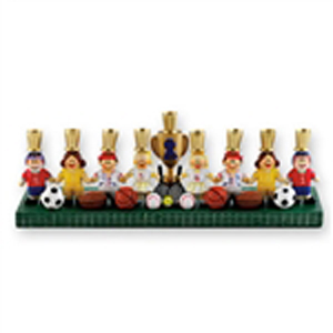 Kid's Sport Menorah