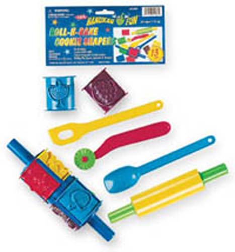 Roll and Bake Cookie Shapers