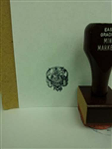 Pesach (Passover) Rubber Stamp