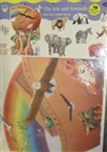 Ark & Animals Bible Story Bulletin Board