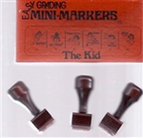 Easy Grading Kid Mini Stamps