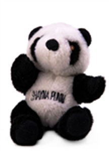 Dog Toy - Shayna Punin - Panda