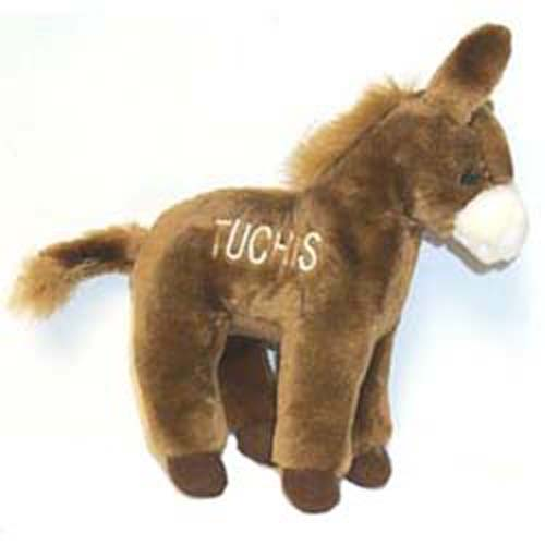 Tuchis Donkey Dog Toy