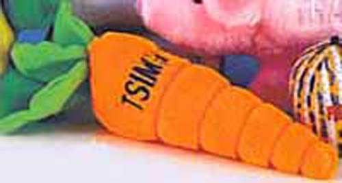 Tsimmes Dog Toy