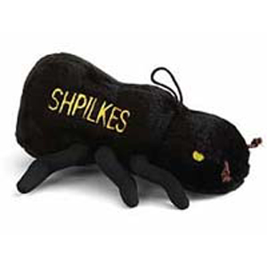 Shpilkes the Ant Dog Toy