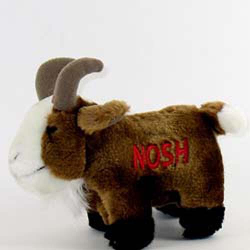 Dog Toy - Nosh the Goat