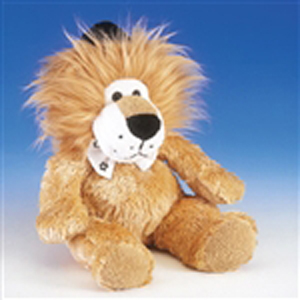 Leonard the Lion Plush Toy
