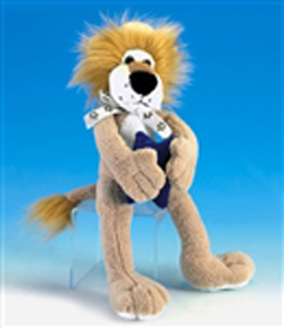 Judah the Lion Plush Toy