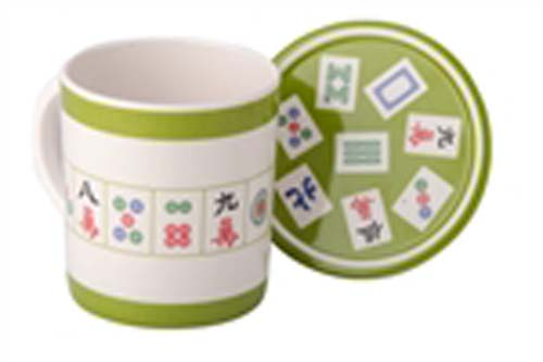 Mah Jong Melamine Dinner Set